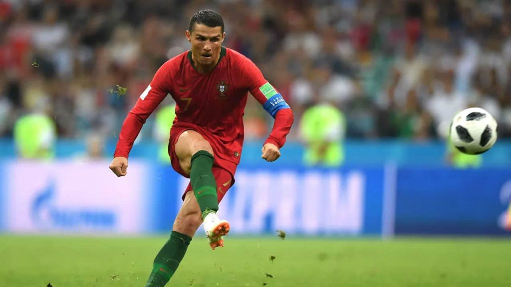 What Position Does Ronaldo Play